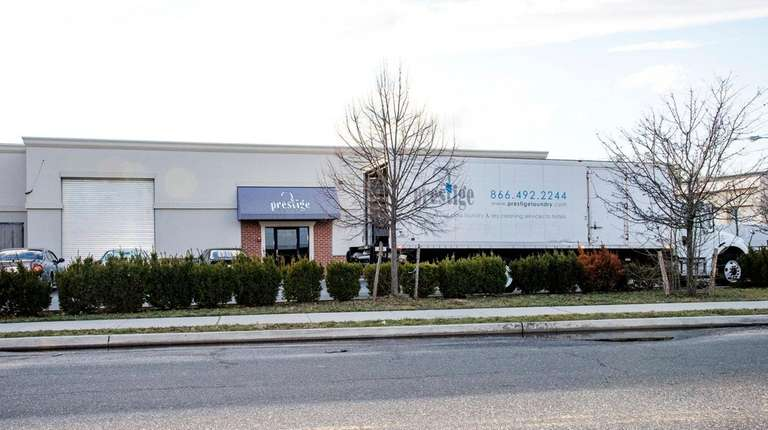 The Bay Shore location of Prestige Industries, at