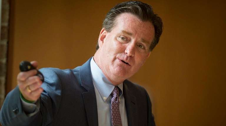 Senate Majority Leader John Flanagan