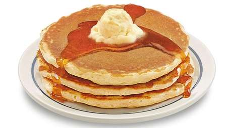 Eat all the pancakes you want to at