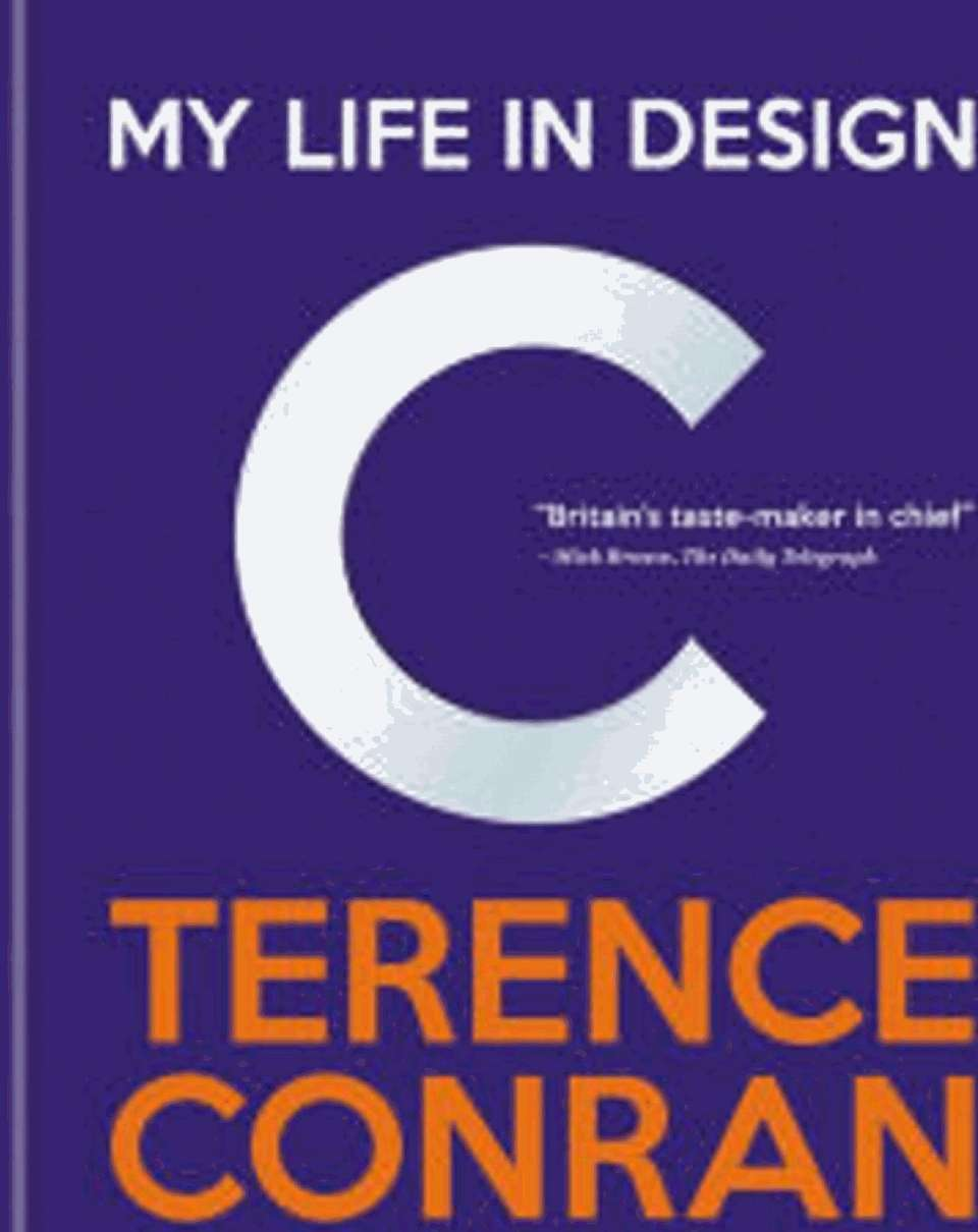Sir Terence Conran says he was born with