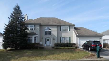 This Selden Colonial, on the market in January
