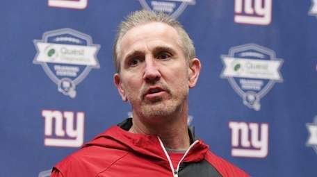 New York Giants Defensive Coordinator Steve Spagnuolo answers