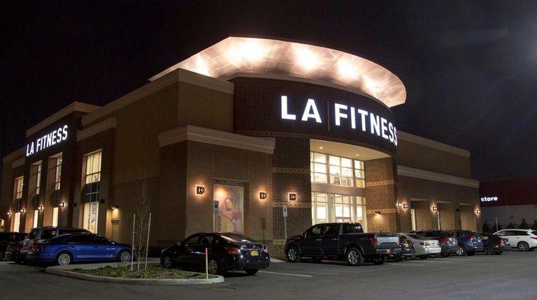 Perfect The LA Fitness Sports Club In Garden City