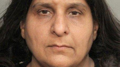 Syeda Bukhari, 47, of Syosset, was arrested on