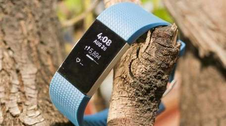 CNET says the Fitbit Charge 2 is among