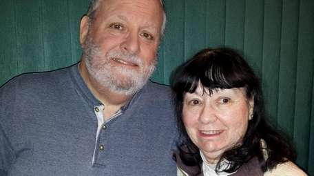 Lloyd and Lillian Baum of Long Beach, who