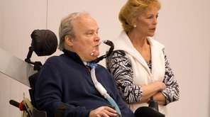 Police officer Steven McDonald is seen on April