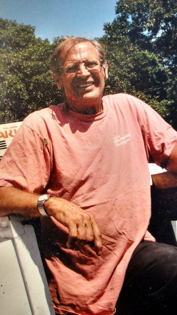 David Penn Krusa, an legendary Montauk commercial fisherman