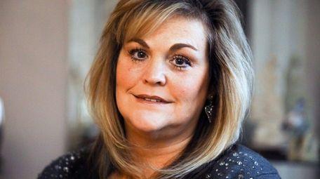 Cheryl Cuccio of Medford, as seen on Jan.