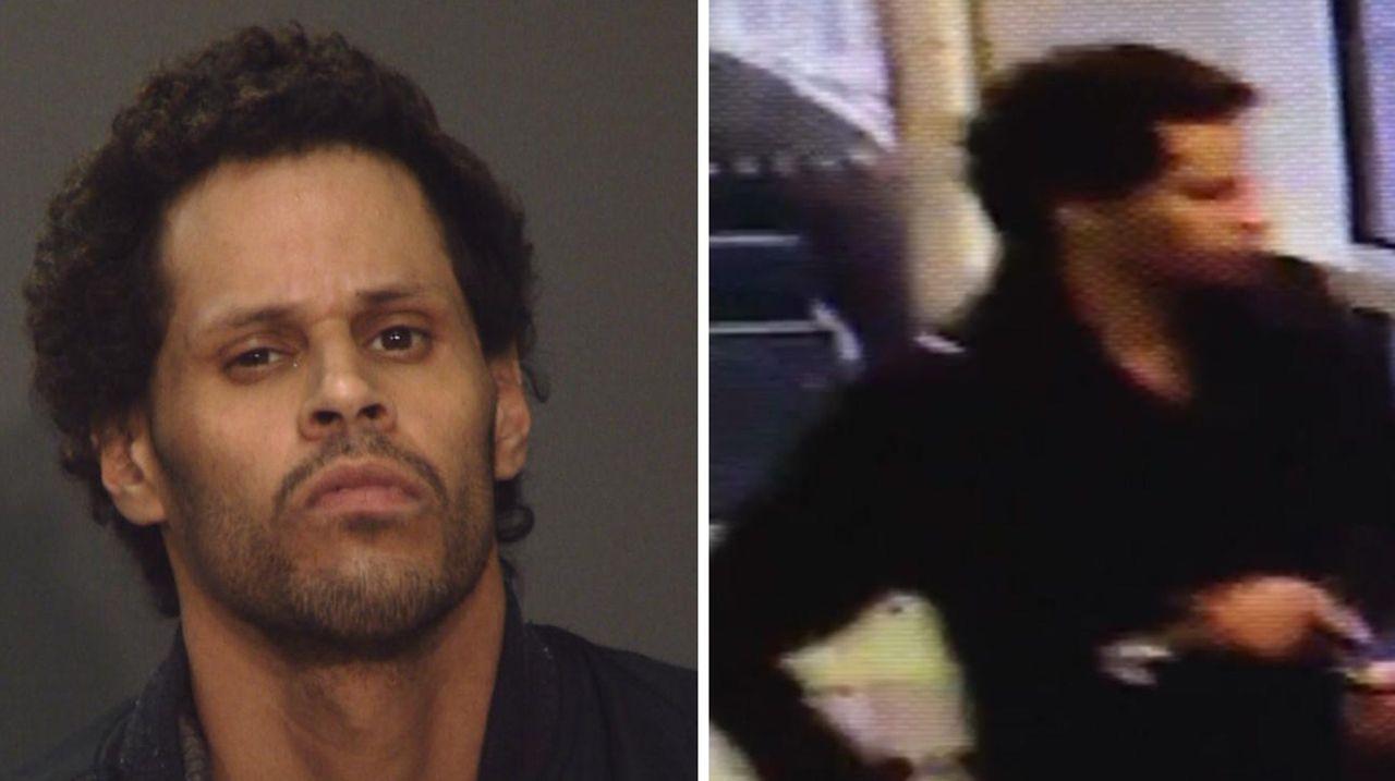 Daniel Ortiz, 31, has been apprehended after nine