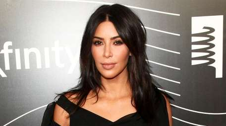 Kim Kardashian West attends the 20th Annual Webby