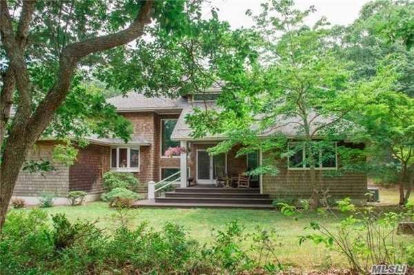 This Flanders home listed for $649,900 borders the