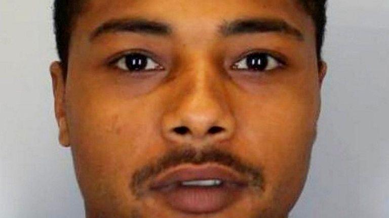 Augustine Ortiz, 24, of Walton Street in Brentwood,