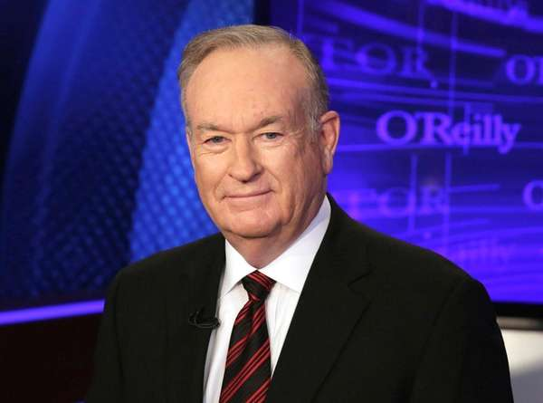 Bill O'Reilly was accused of sexual harassment by