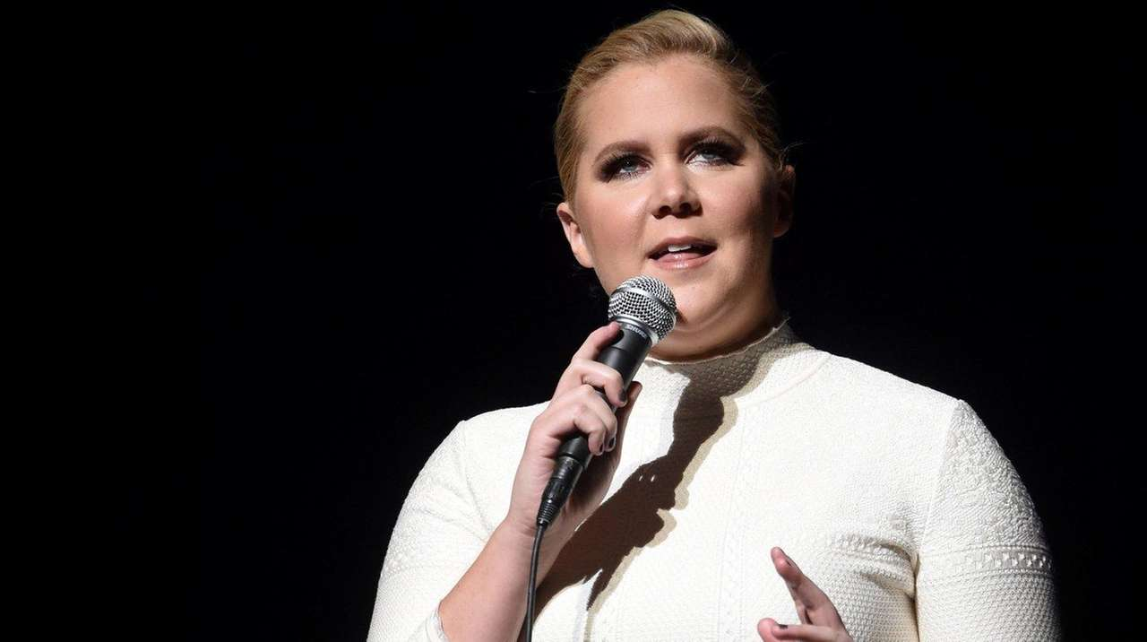 Amy Schumer's Netflix special will be released on