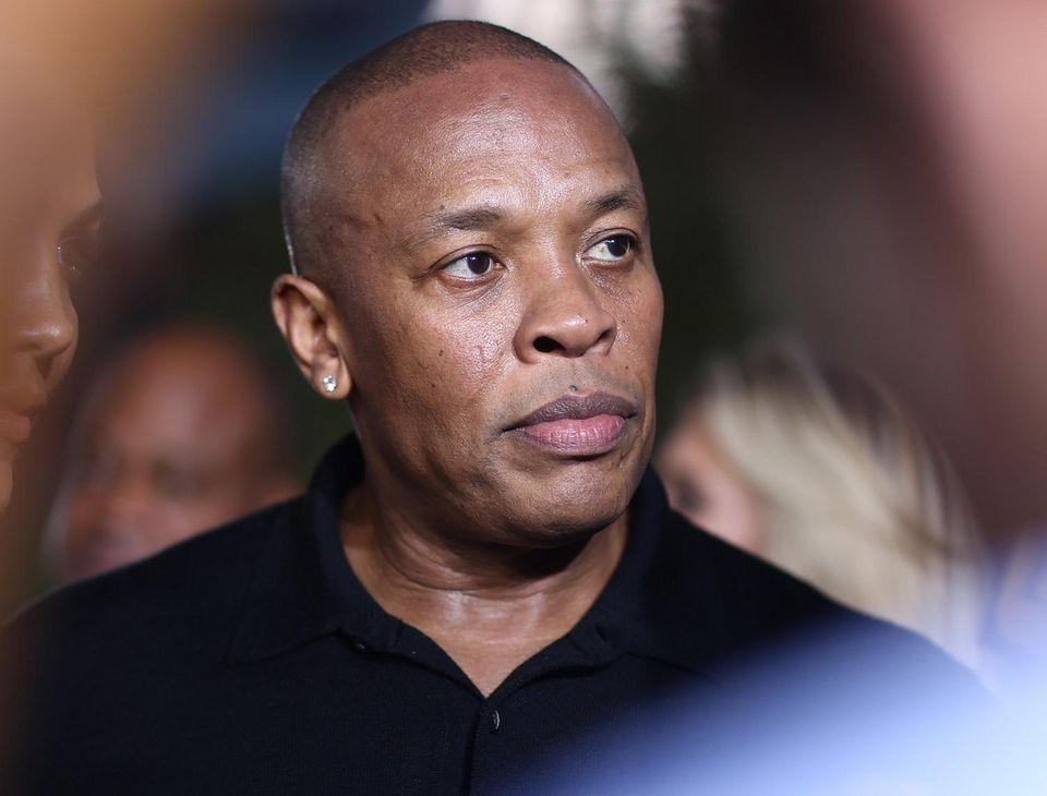Dr. Dre released his last album,