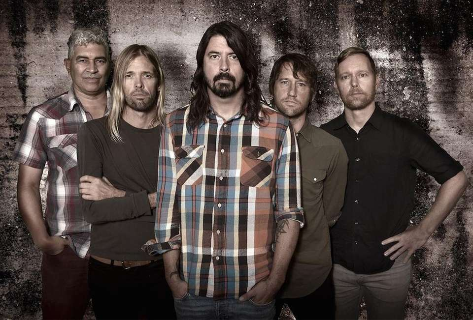 Touring (including shows where frontman Dave Grohl performed