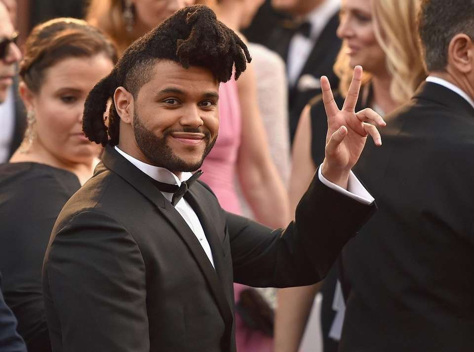 The Weeknd (born Abel Tesfaye) earned $55 million,