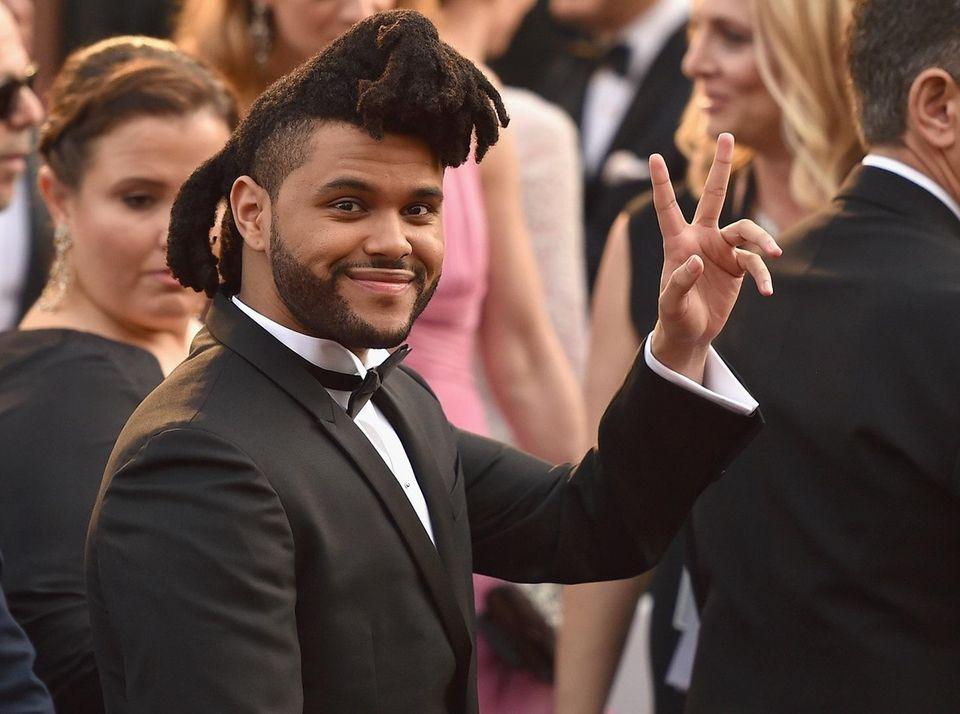 The Weeknd (born Abel Tesfaye) earned $55 million,