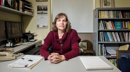Sarah Jourdain, director of foreign language teacher preparation