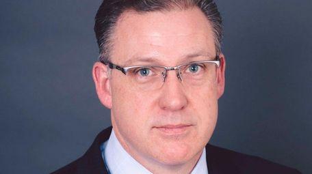 Scott Middleton, of Lake Grove, a partner at