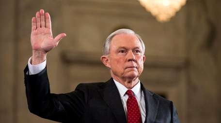 President-elect Donald Trump's choice for attorney general, Jeff