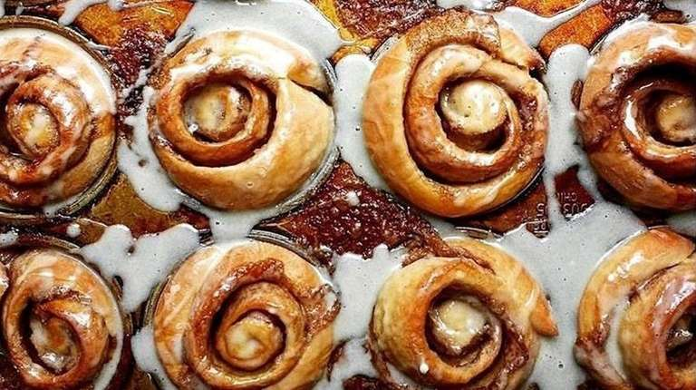 Kids can learn to make cinnamon buns at