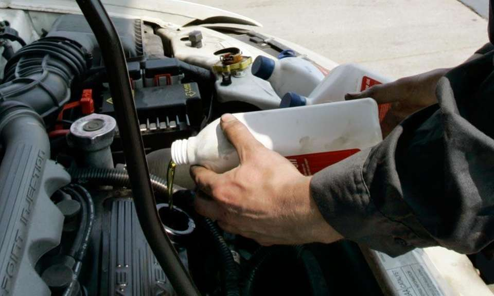 One way that cold weather impacts your gas