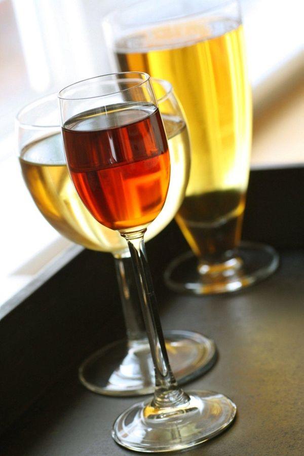 This year, try port wine, Chianti classico wine