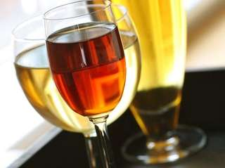 This year, try port wine, Chianti classico wine