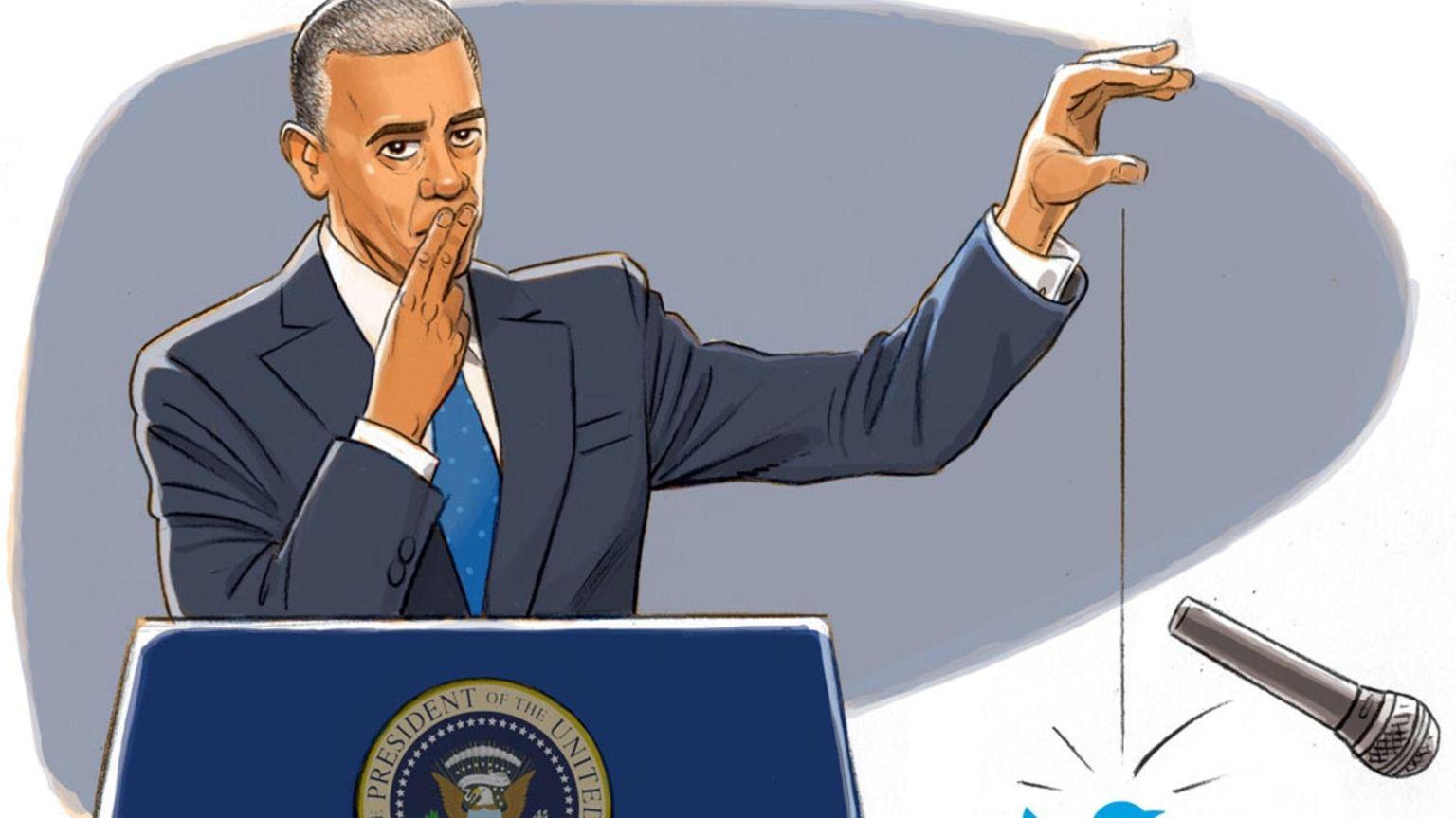 Cartoons: The Obama presidency