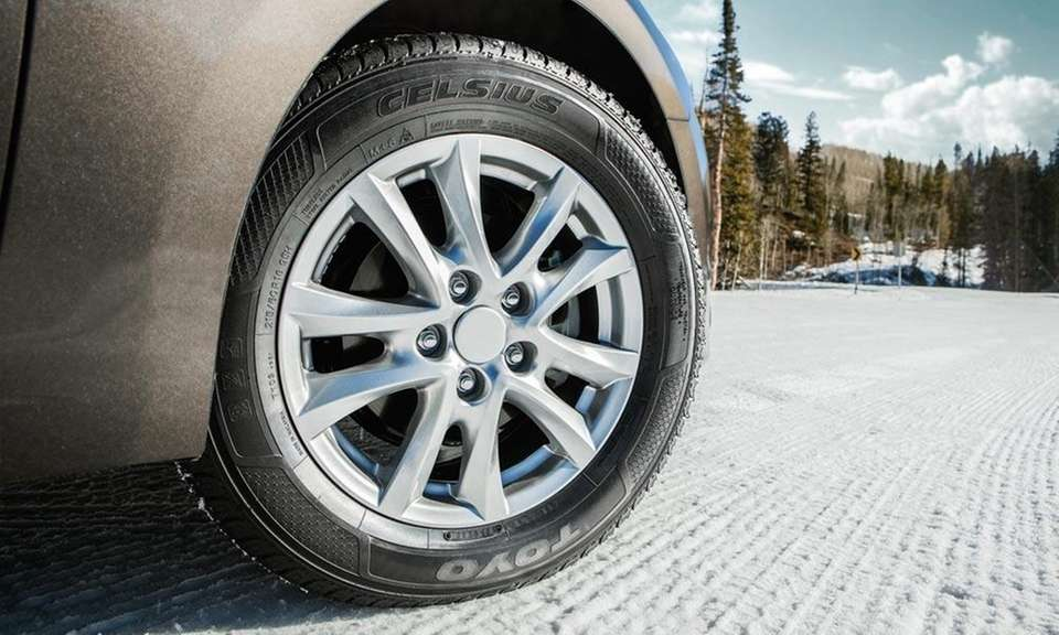 Air pressure in your tire decreases in the