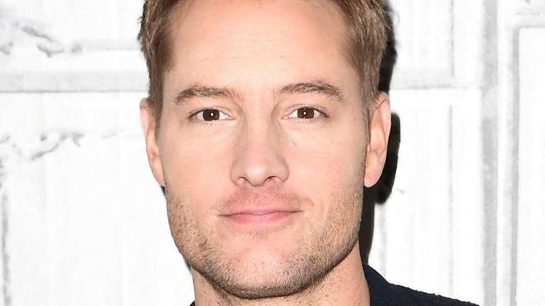 Justin Hartley, who portrays Kevin on NBC's