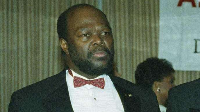 From left: Congress of Racial Equality national chairman