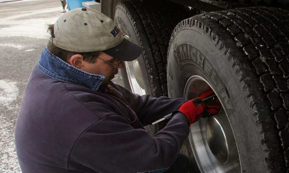 With the cold weather impacting your tire pressure,