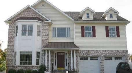 This four-bedroom house at 333 Fairway Dr. in