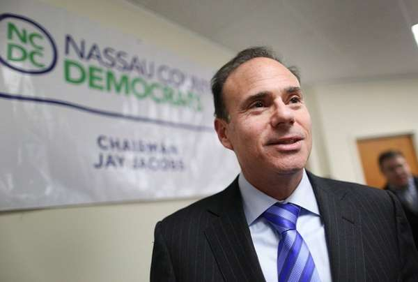 Nassau County Democratic Chairman Jay Jacobs says his