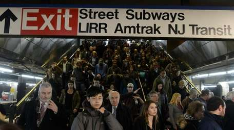 A Penn Station infrastructure renewal plan is expected