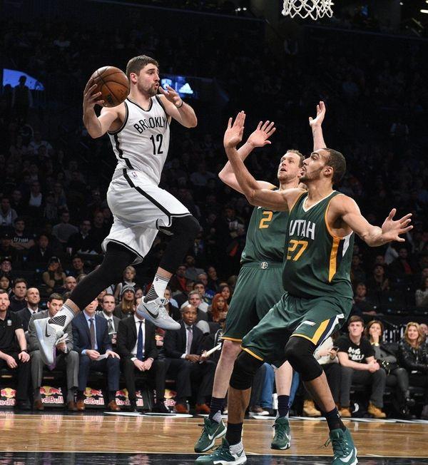 Brooklyn Nets' Joe Harris shot only 26.5 percent
