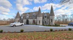 This four-bedroom castle has a new price, $1.1