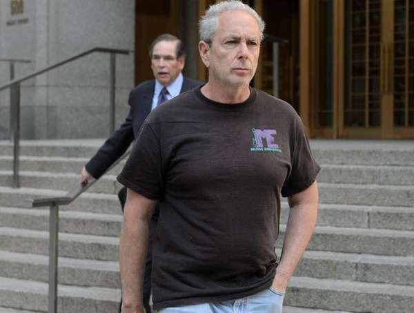 Steven McClatchey, shown above in May leaving federal