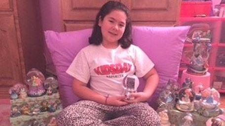 Kidsday reporter Mia Seeto has a collection of