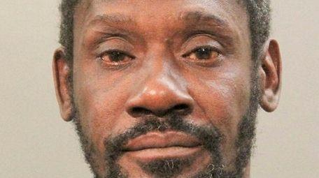 John Cole, 52, of Hempstead, was arrested early