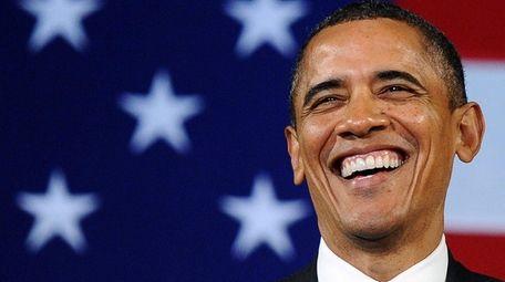 President Barack Obama speaks on Jan. 19, 2012,