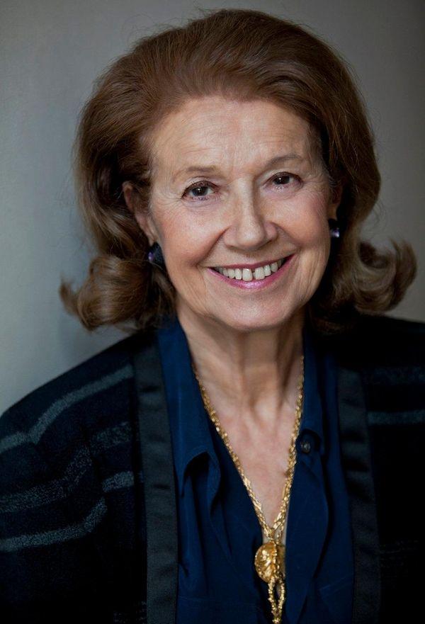 Anka Muhlstein, author of