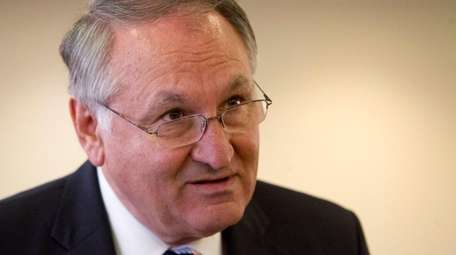 Nassau County Comptroller George Maragos, photographed in October,