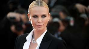 Actress Charlize Theron attends