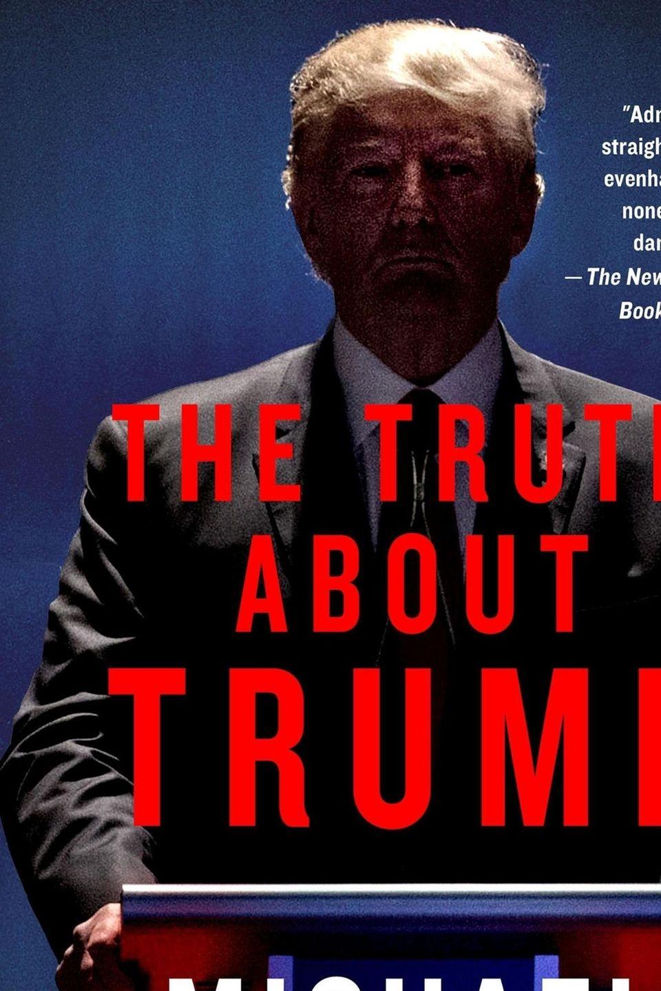 trump books truth antonio michael donald stone newsday trudeau roger devos betsy secretary never letter st macmillan president ran office