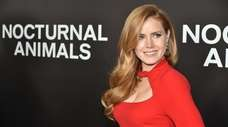 Actress Amy Adams attends the