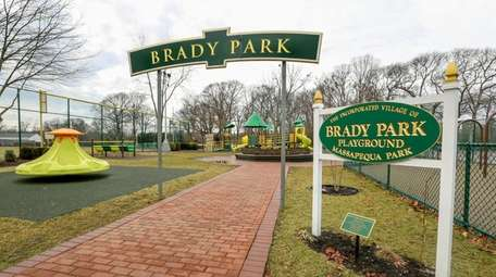 Brady Park is one of several parks in